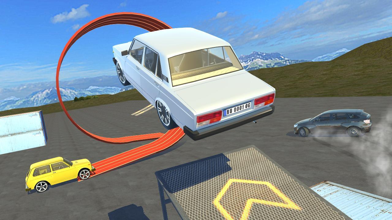俄罗斯汽车模拟下载