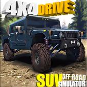 4X4驱动越野车模拟器无限金币版