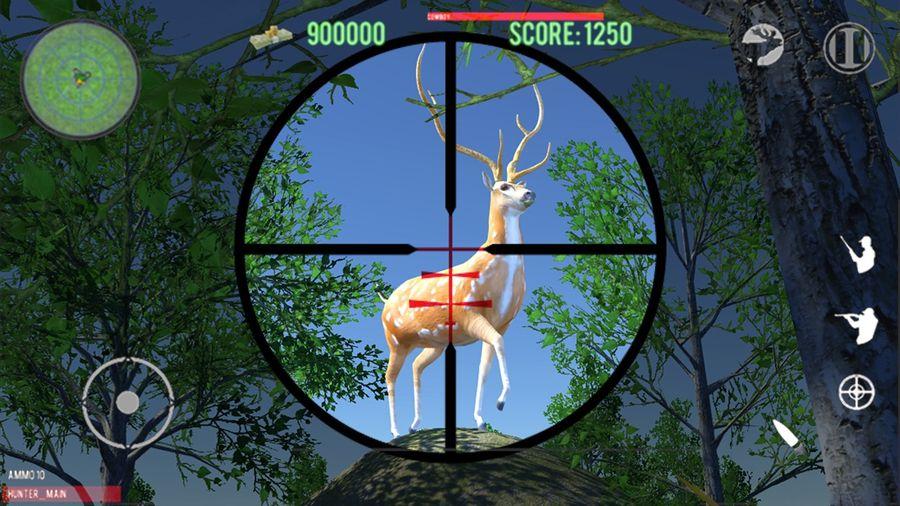 猎人模拟器中文版