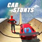 蜘蛛侠汽车驾驶